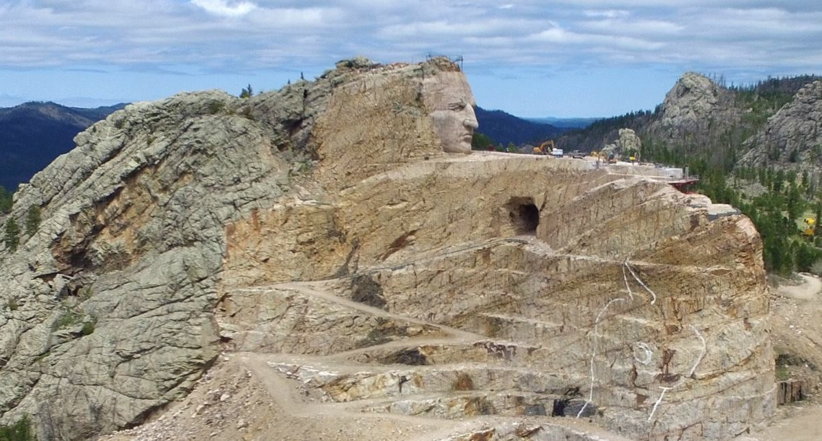 Crazy Horse In Spearfish Sd Visit Spearfish