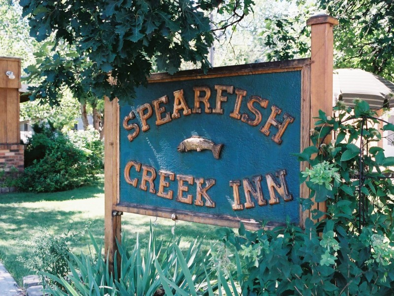 Spearfish Creek Inn Spearfish South Dakota Black Hills Downtown Recreation Path