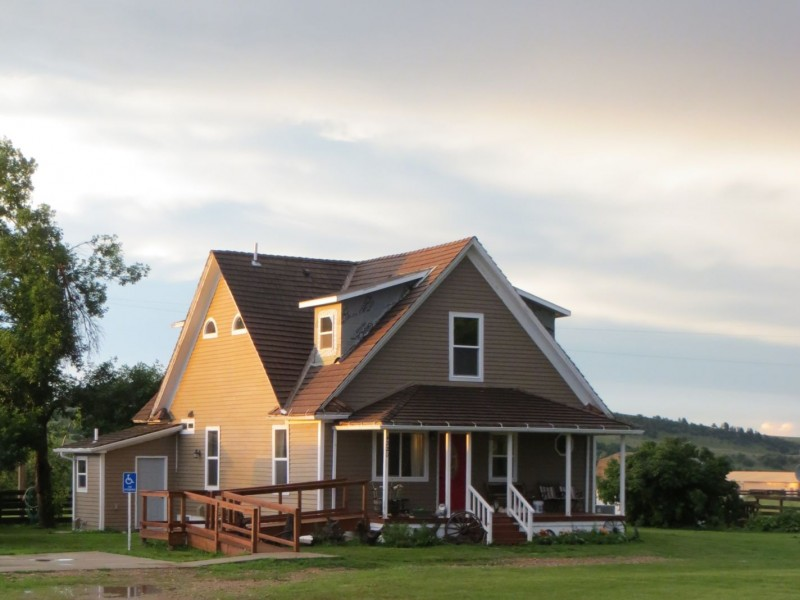 Spearfish Bed & Breakfast Spearfish South Dakota Black  Hills Airport