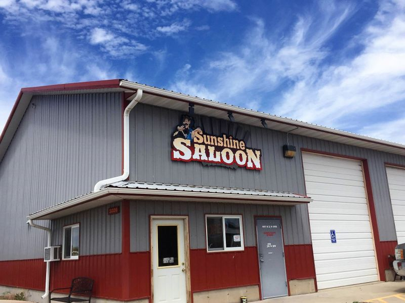 Sunshine Saloon Spearfish South Dakota Black Hills