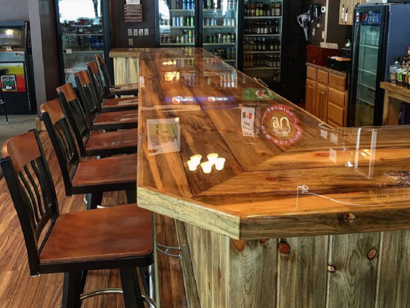 Spearfish Canyon Country Club restaurant and bar Spearfish South Dakota Black Hills Fairway Junction