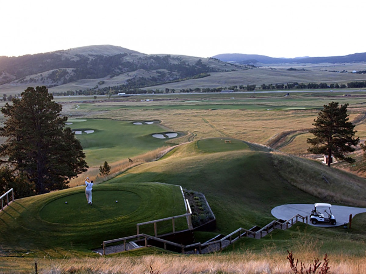 Elkhorn Ridge Golf Course In Spearfish Sd Visit Spearfish
