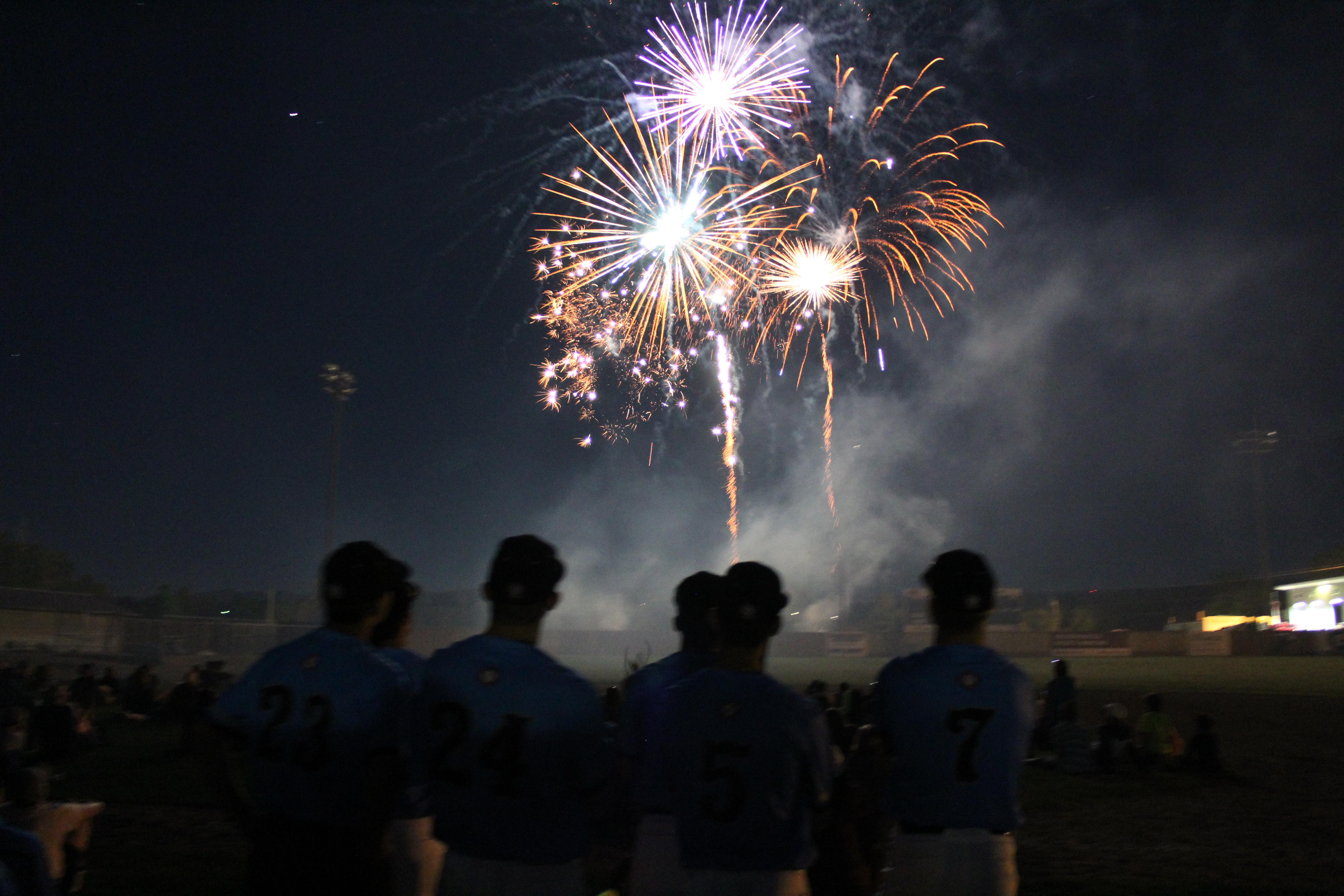 Fireworks Game!